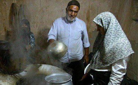 بهارستان روداب، بزرگترین تولید کننده سنتی شیره انگور در شرق کشور